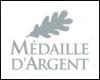 Médaille d'Argent pour notre Floc de Gascogne Rouge au Salon de l'Agriculture de Paris.