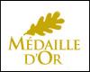 Médaille d'Or pour notre Floc de Gascogne Blanc au Salon de l'Agriculture de Paris.